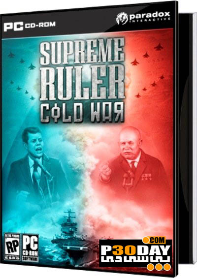 دانلود بازی Supreme Ruler Cold War 2011