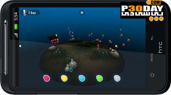 دانلود بازی جذاب و سه بعدی Lilli Adventures 3D آندروید