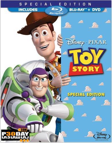 دانلود انیمیشن داستان اسباب بازی - Toy Story 1995 + زیرنویس فارسی