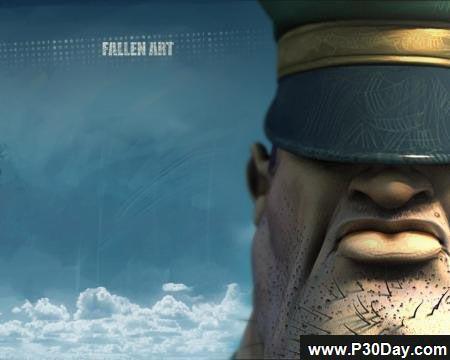 دانلود انیمیشن استثنایی و فوق العاده Fallen Art
