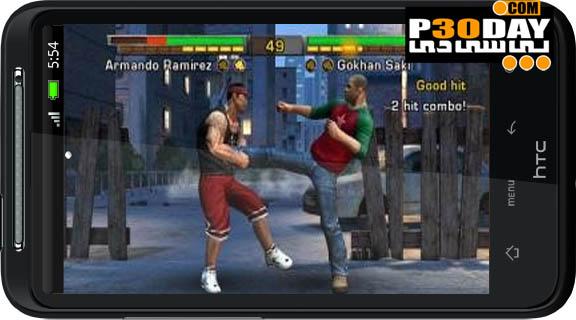 دانلود بازی فوق العاده زیبا و اکشن Fight Game:Heroes v1.0.2 Full آندروید