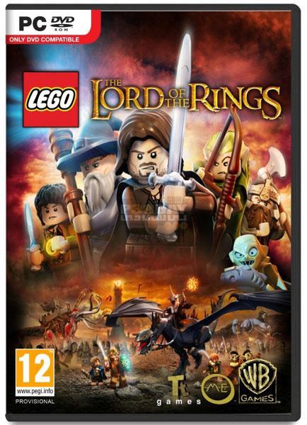 دانلود بازی LEGO Lord of the Rings 2012 با لینک مستقیم + کرک