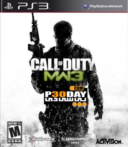 دانلود بازی Call of Duty Modern Warfare 3 برای PS3 با لینک مستقیم