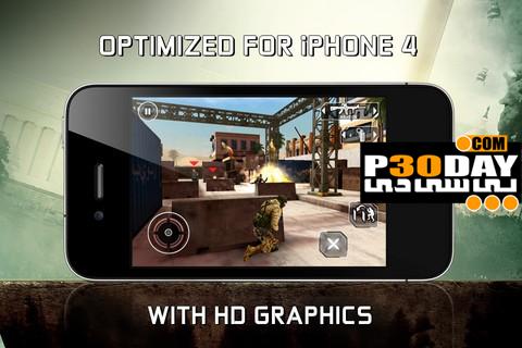دانلود بازی آیفون Splinter Cell Conviction v1.0.2