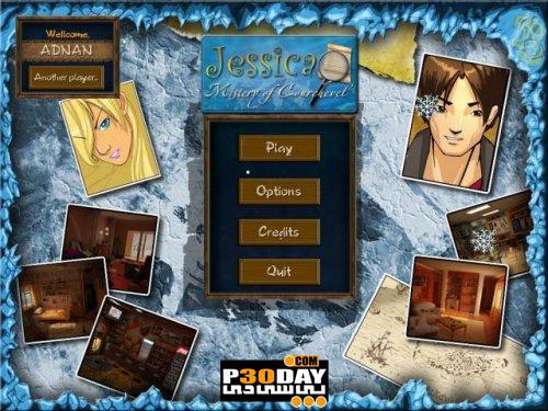 دانلود بازی اشیا پنهان Jessica 3: Mystery of Courchevel Final Portable