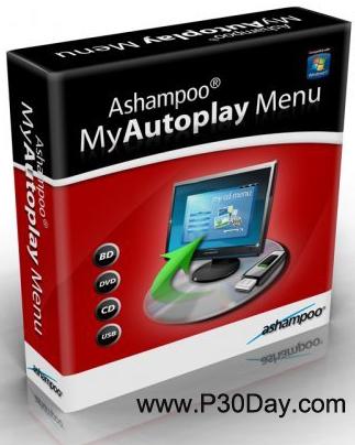 نرم افزار قدرتمند ساخت اتوران Ashampoo MyAutoPlay Menu v1.0.5.106