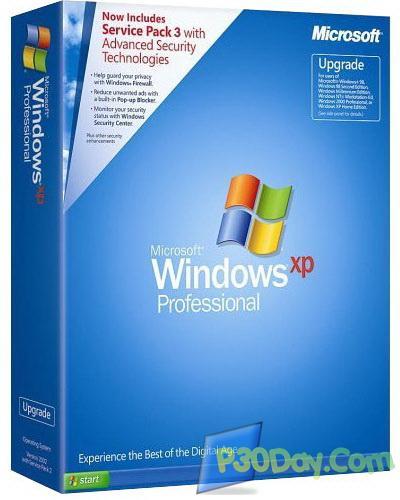 دانلود جدیدترین نسخه ویندوز اکس پی Windows XP Pro SP3 September 2010