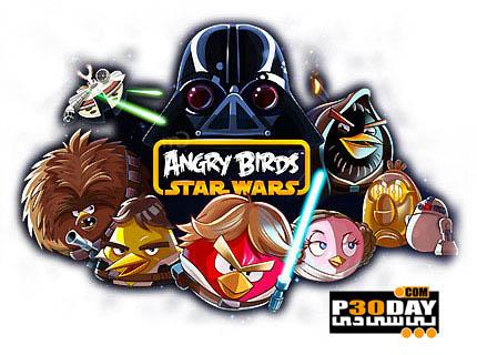 بازی پرندگان خشمگین Angry Birds Star Wars 1.0 سیستم عامل MacOsX