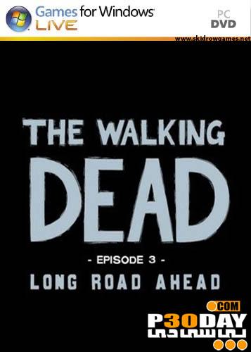 دانلود بازی The Walking Dead Episode 3 Long Road Ahead 2012
