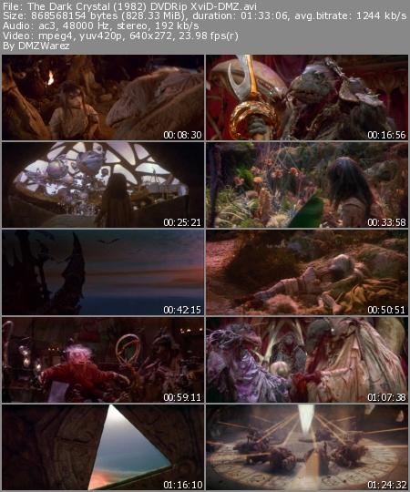 دانلود انیمیشن زیبای The Dark Crystal 1982