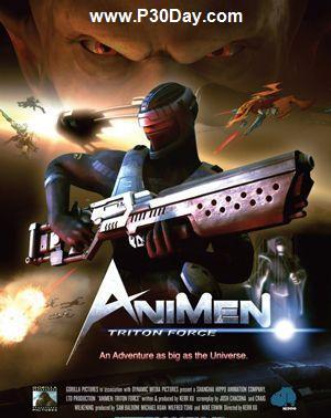 دانلود انیمیشن AniMen Triton Force 2010 با لینک مستقیم