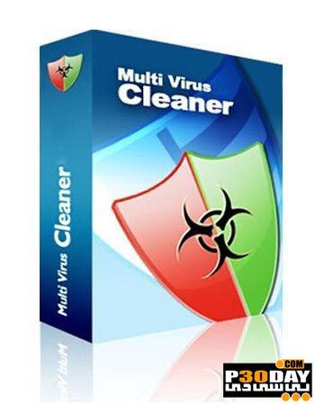 دانلود آنتی ویروس قدرتمند Multi Virus Cleaner 2011 11.5.2 Portable