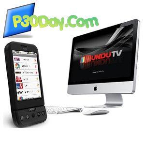 دانلود برنامه تماشای تلویزیون در موبایل MunduTv V3.0.12 s60v3