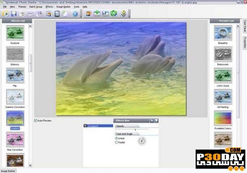 برنامه کار کردن حرفه ای با تصاویر Systweak PhotoStudio 2.1.2954.83