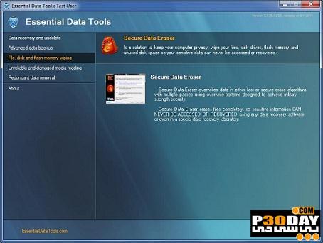 مجموعه برنامه های کاربردی ویندوز Essential Data Tools 2.1 Build 33
