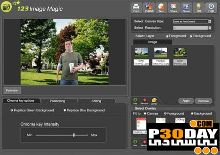 دانلود Photo Pos Pro Premium 3.63  - ویرایشگر ساده عکس