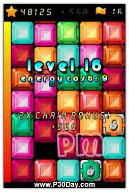 دانلود بازی فکری جدید موبایل آندروید Blockerix v3.0.3