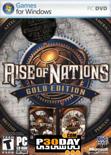 دانلود بازی Rise of Nations: Gold Edition 2004 + کرک