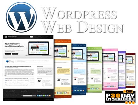 دانلود ویدیو آموزشی طراحی قالب WordPress با نرم افزار Dreamweaver