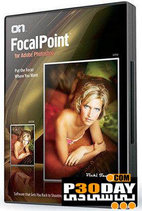 نرم افزار کنترل تیرگی و فوکوس تصاویر OnOne FocalPoint 2.0.9 فتوشاپ