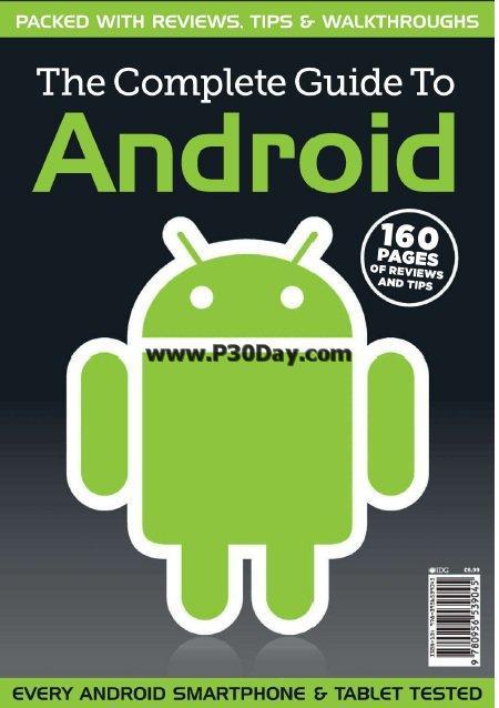 دانلود کتاب راهنمای کامل آندروید The Complete Guide to Android