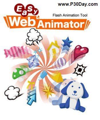 طراحی انیمیشن های تحت وب با Easy Web Animator v3.0.1