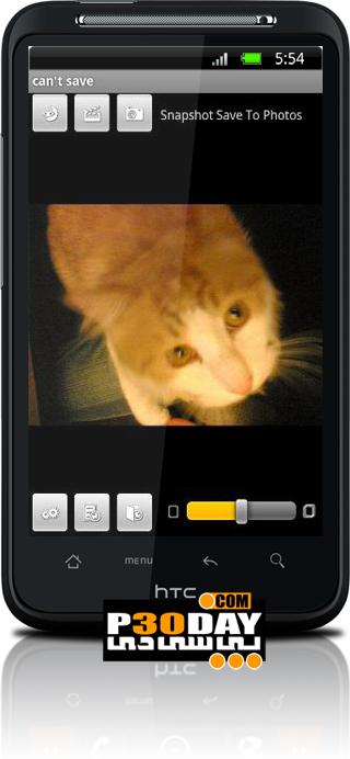 کنترل از راه دور وبکم کامپیوتر با موبایل آندروید Air Cam Live Video v1.1.1