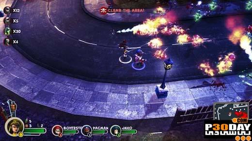 دانلود بازی Bunch of Heroes v1.0 2011