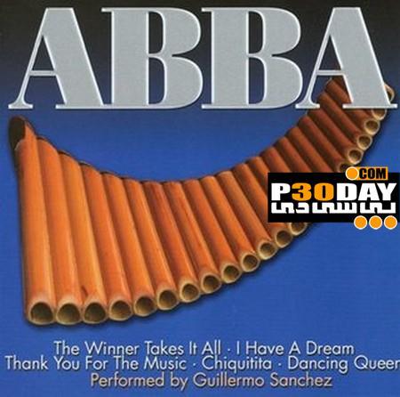 دانلود آلبوم موسیقی بی کلام پان فلوت آهنگ های ABBA