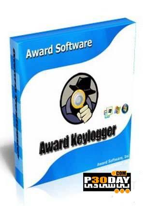 دانلود نرم افزار قدرتمند ثبت رویدادها Award Keylogger Pro v2.19