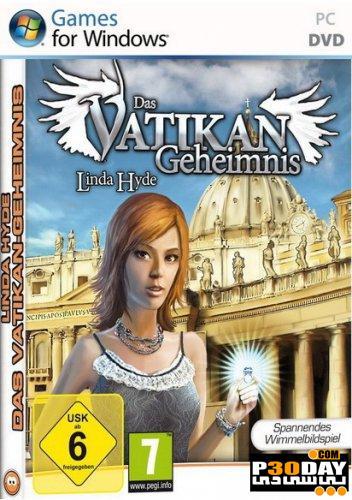 دانلود بازی سرگرم کننده Linda Hyde 2. Das Vatikan Geheimnis
