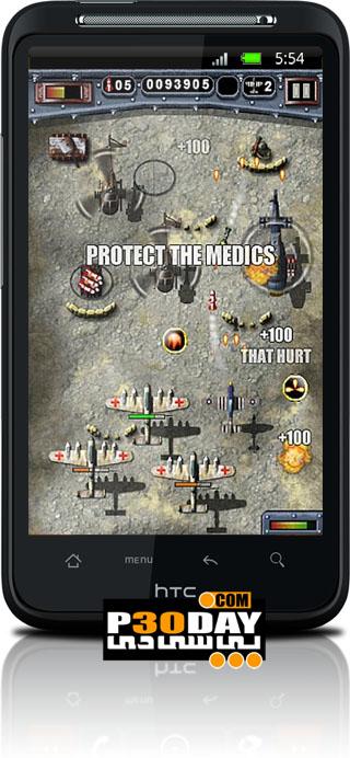 دانلود بازی جالب و بسیار مهیج Mortal Skies 2 v1.2 آندروید