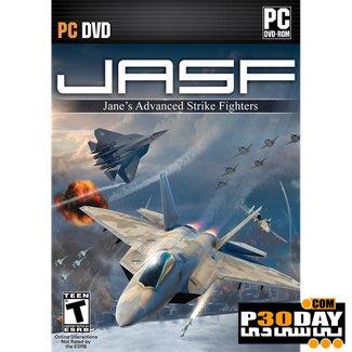 دانلود بازی جنگی و شبیه سازی شده Jane's Advanced Strike Fighters