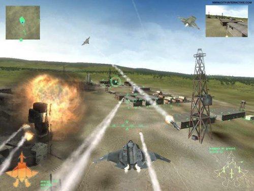 دانلود بازی جنگی Jet Storm: Modern Dogfights