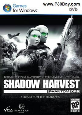دانلود بازی Shadow Harvest Phantom Ops 2011 + کرک