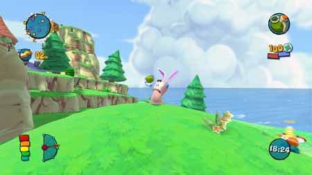 دانلود بازی کرم ها بصورت سه بعدی Worms Ultimate Mayhem 2011
