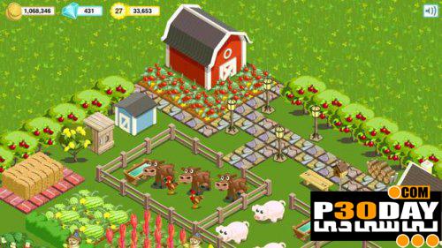 بازی بسیار زیبای تجربه ی کشاورزی با Farm StoryT v1.3.0 آندروید