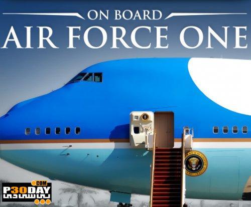 دانلود مستند هواپیمای غول پیکر و عظیم Air Force One ایالات متحده
