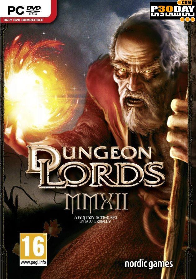 دانلود بازی Dungeon Lords MMXII با لینک مستقیم + کرک