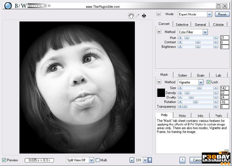 دانلود پلاگین BW Styler v1.06 for Adobe Photoshop & Standalone