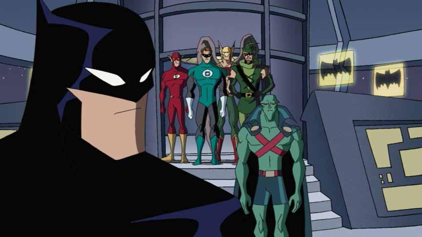دانلود فصل پنجم انیمیشن The Batman 2004–2008 بصورت کامل ( 13 قسمت)