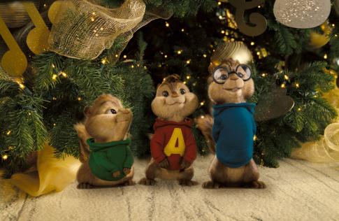 دانلود انیمیشن Alvin and the Chipmunks 2007 + زیرنویس فارسی