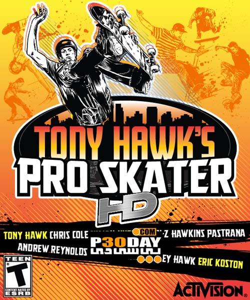 دانلود بازی Tony Hawks Pro Skater HD 2012 با لینک مستقیم + کرک