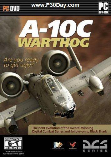 دانلود بازی شبیه سازی پرواز DCS: A-10C Warthog 2011