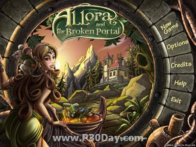 دانلود بازی آلورا و دروازه شکسته Allora and The Broken Portal Final