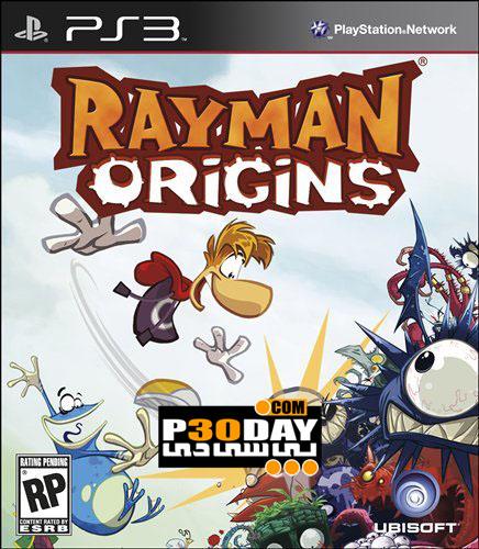دانلود بازی Rayman Origins 2012 برای PS3 با لینک مستقیم