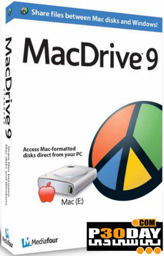 دانلود نرم افزار اشتراک گذاری فایل ها در شیکه MacDrive Pro 9.0.4.21