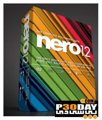دانلود مجموعه نرم افزار قدرتمند Nero Multimedia 12.0.02000