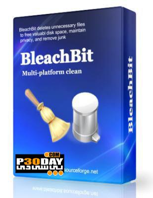 دانلود نرم افزار تمیز کردن ویندوز BleachBit 0.9.0