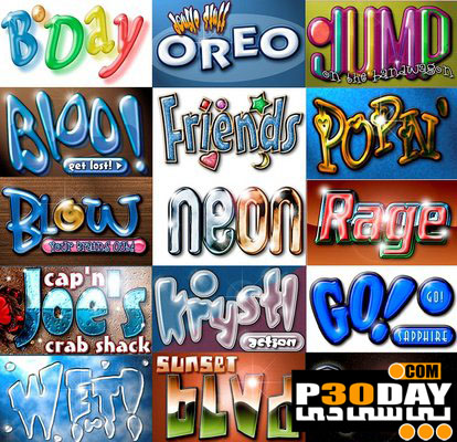 دانلود مجموعه فونت Gopass New Fonts Pack Collection 2012